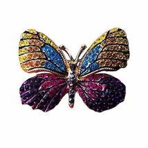 Rhinestone Jewelry Brooches Vintage Breastpin Women Fashion Accessories Pins