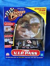 Dale Earnhardt Winner's Circle VIP Pass Interactive Cd-Rom with 1/43 Scale Car - $14.20