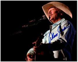 ALAN JACKSON  Authentic Original 8x10 SIGNED AUTOGRAPHED PHOTO w/ COA 337 - $90.00