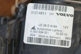 11-13 Volvo C30 Halogen Projector Headlight Lamp Driver Left Left LH image 6