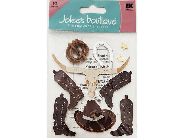 Jolee's Boutique Wild West Stickers #SPJB035