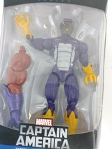 Cottonmouth 6 inch Action Figure Marvel Legends Series Captain America S... - $28.45