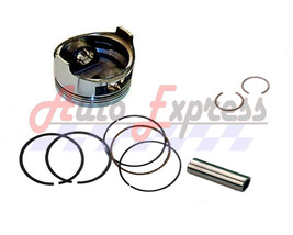 NEW Honda GX200 .50 mm Over Standard Sized Bore Piston FITS 6.5 HP Gas E... - $38.00