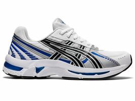 ASICS GEL-KYRIOS MEN SIZE 10.0 WHITE BLACK NEW RUNNING COMFORTABLE - $159.99