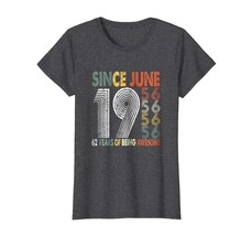 Brother Shirts - Born in June 1956 62th Birthday Vintage Gift 62 years o... - $19.95+