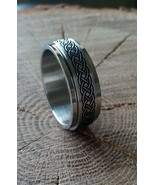 Faerie Fae Fairy Celtic Knot Spinner Ring Spirit Energy Blessings Love W... - $65.65