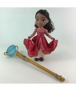 """Elena of Avalor Action Adventure 14"""" Doll Jakks Pacific Sings Dances w Batteries - $29.65"""