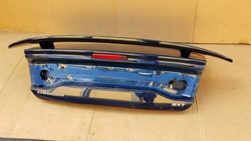 11-14 Dodge Charger Trunk Lid Cover W/ SPoiler