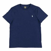 Polo Ralph Lauren Mens Custom Slim Fit Crew Neck T-Shirt X-Large Spring ... - $39.50