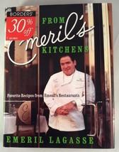 Emerils Kitchens Cookbook Favorite Recipes Emeril Lagasse 2003 Excellent... - $6.57