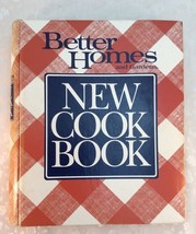 Better Homes and Gardens New Cookbook 1989 5 Ring Hardback 20 Tabs EUC H105 - $14.84