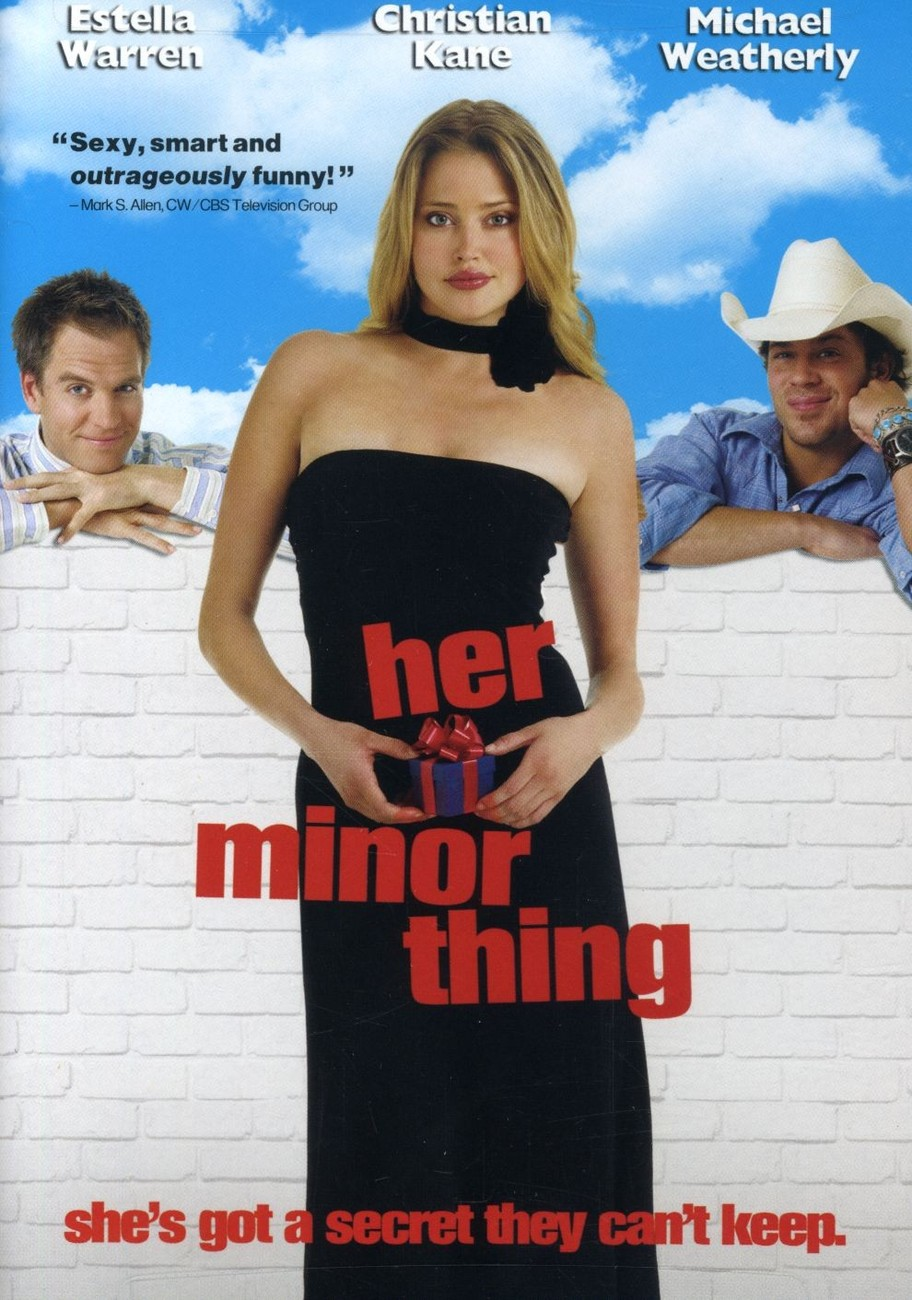 Primary image for Her Minor thing : DVD Movie : Like New & Ships to Canada & INTL w/Tracking in US