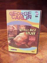 George Carlin George's Best Stuff DVD, as seen on HBO, 2003, used - $6.50