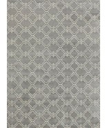 ADC Rugs Moroccan Scroll Tile Handamde Wool Are... - $489.00