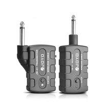 Rechargeable 2.4G Audio Wireless Digital Guitar Transmitter Receiver JOY... - $65.00