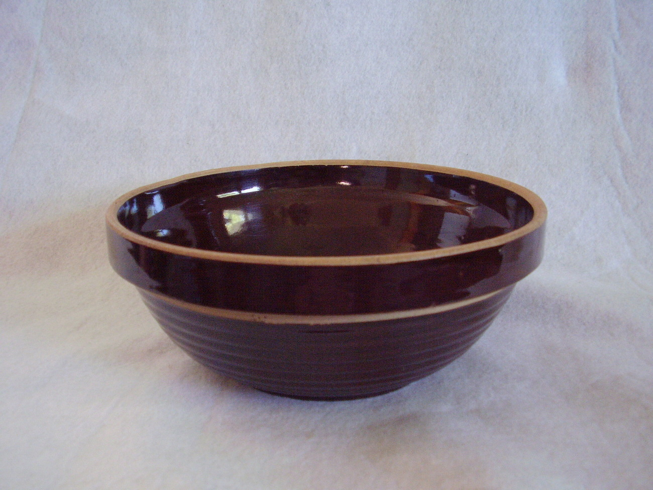 large handmade pottery mixing bowl ceramic serving bowl