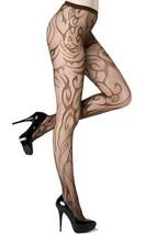 Stella Elyse Women's Blazing Passion Fishnet Pantyhose (Regular, Coffee) - $13.85