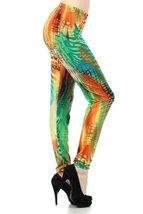 Lady's Croc Alligator Pattern Fashion Printed Legging-Free Size (Small/M... - $11.87
