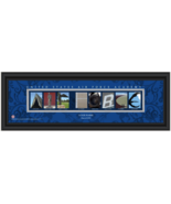 Personalized United States Air Force Academy Campus Letter Art Print - $43.99