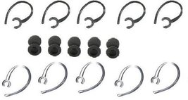 GadgetBRAT HM6000 20 Piece Ear Hook/Foam BUD Compatible Replacement Repa... - $4.20