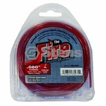 Silver Streak # 380601 Silver Streak Trimmer Line for The Fire .080 50' Clams... - $13.32