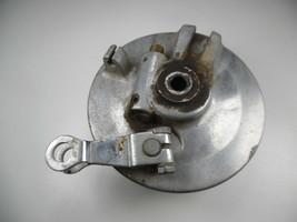 Front Wheel Brake Drum Panel 1963 C105 Honda Trail 55 C 105 45100-001-070 - $22.23