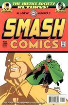 SMASH COMICS #1 (DC Comics, 1999) NM! - $1.00