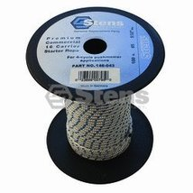 Silver Streak # 146043 100' Solid Braid Starter Rope for #5#5 - $23.82