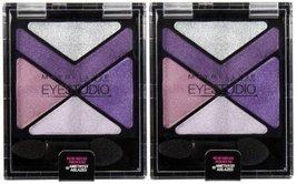 Maybelline EyeStudio Color Explosion Luminizing Eyeshadow AMETHYST ABLAZ... - $17.99