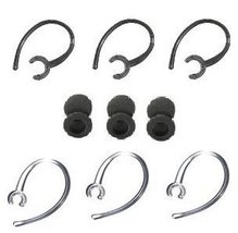 12 Pc Ear Hooks / Foam Buds Repair Set Compatible w/ Samsung Hm1000 Hm 1... - $3.22