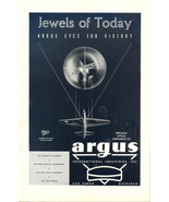 1944 Argus precision optical instruments print ad - $10.00