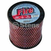 Silver Streak # 380634 Silver Streak Trimmer Line for The Fire .130 3 Lb Spoo... - $37.82