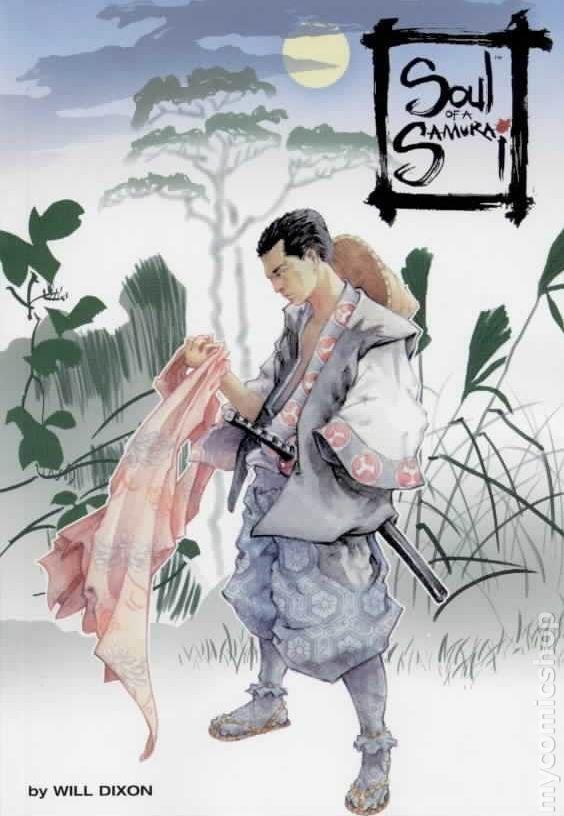 Soul of a samurai  1