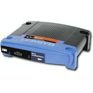 Primary image for linksys wired broadband router model rt41-bu