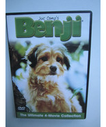 Benji - The Ultimate 4-Movie Collection DVD - FREE SHIPPING - $6.46