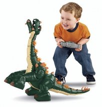 Fisher-Price Imaginext Spike the Ultra Dinosaur [Toy] - $899.97
