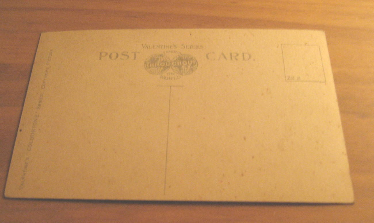 Vintage Drumcliff Cross Sligo Ireland Postcard