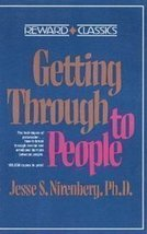 Getting Through to People by Nirenberg, Jesse S. - $34.99