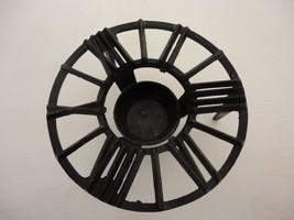 Vintage MCM Cast Iron Pyrex Coffee Pot Candle W... - $22.76