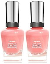 Sally Hansen Complete Salon Manicure #831 CUTE-TURE (PACK OF 2)Plus a Free Na... - $15.67