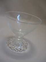 Boopie Champagne Sherbet Goblet Glass Anchor Hocking Glass Co 1950-Disco... - $7.95
