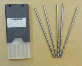 "Guhring Cobalt Drill Bit HSCO / M42 Dia. 0.1860"" 3/16""  Length 6"" Five C... - $12.99"