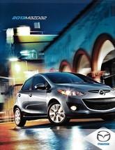 2013 Mazda 2 MAZDA2 brochure catalog 13 US Sport Touring - $6.00