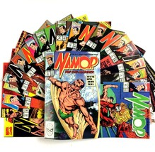 Namor the Sub-Mariner 17 Issue Comic Book Lot VF Marvel Iron Fist 1990 Series #1 - $26.68
