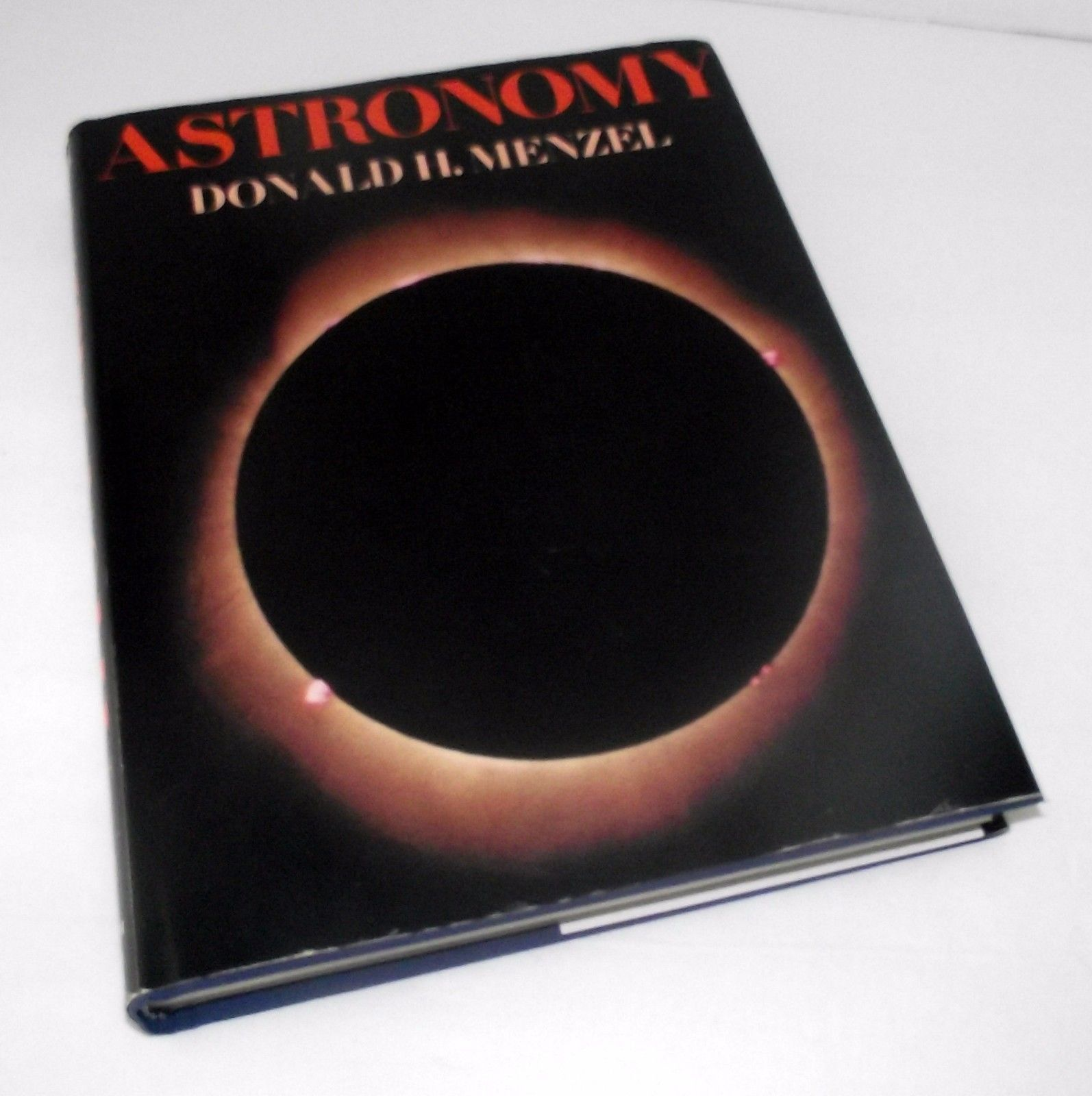 Astronomy Star Galaxy Donald Menzel HBDJ Sky Planets Universe Reference Moon Sun