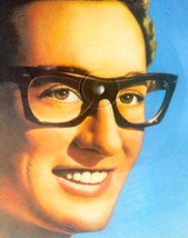 Buddy Holly Picture Disc LP Vinyl Record Album All Round Trading AR-30006 1982 image 4