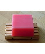 Cherry Almond Soap and Perfume Cologne Oil Set Handmade Berrysweetstuff.... - $10.25