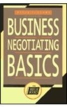 Business Negotiating Basics (Briefcase Books) by Economy, Peter - $18.99