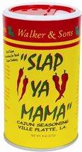 Slap Ya Mama Original Blend Seasoning, THREE 16-Ounce Canisters, Pack of 3 - $24.99