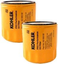 Kohler (2 Pack) 52 050 02-S1 Engine Oil Filter Extra Capacity For M18 - ... - $32.49